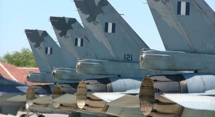 ΠΑ F-16 ΠΟΛΕΜΙΚΗ ΑΕΡΟΠΟΡΙΑ