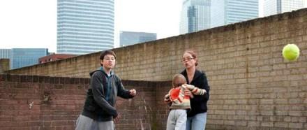 Austerity Lorna Shaun and Canary Wharf