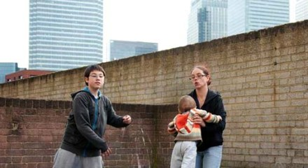Austerity Lorna Shaun and Canary Wharf